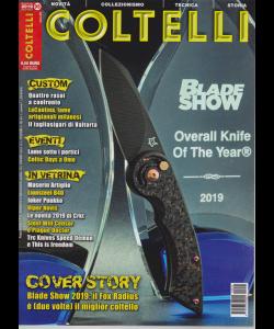 Coltelli - n. 95 - bimestrale - agosto settembre 2019 -