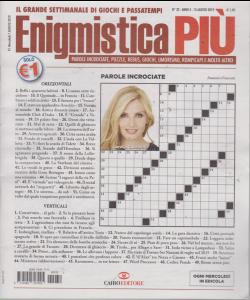Enigmistica Piu' - n. 32 - 13 agosto 2019 - settimanale
