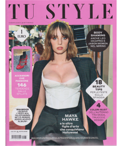 Tu Style - n. 33 - 6 agosto 2019 - settimanale