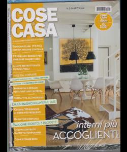 Cose Di Casa + - Casa In Fiore - n. 3 - marzo 2019 - mensile