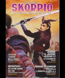Skorpio - n. 2214 - 8 agosto 2019 - settimanale di fumetti