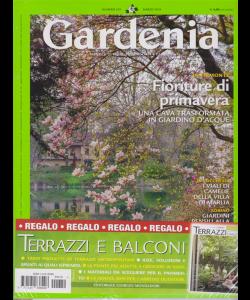Gardenia + Terrazzi e balconi - n. 419 - marzo 2019 - mensile - 2 riviste