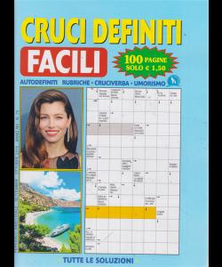 Cruci Definiti Facil - n. 73 - bimestrale - settembre - ottobre 2019 - 100 pagine