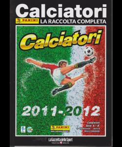 Album Storici Panini - Calciatori - La raccolta completa - 2011 - 2012 - n. 25 - settimanale -