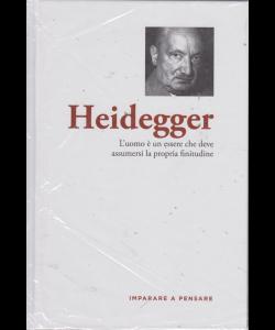 Imparare a pensare - Heidegger - n. 29 - settimanale - 9/8/2019 - copertina rigida