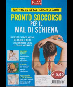 Supplemento a Riza speciale n. 13 - agosto - settembre 2019 - Pronto soccorso per il mal di schiena