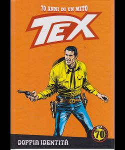 Tex - n. 85 - settimanale - Doppia identità - copertina rigida
