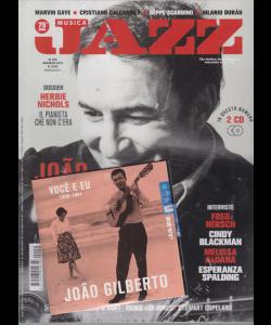 Musica jazz - n. 825 - agosto 2019 -in questo numero 2 cd