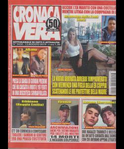 N.Cronaca Vera - n. 2450 - 13 agosto 2019 - settimanale di fatti e attualità