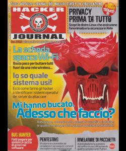 Hacker Journal - n. 235 - agosto 2019 - mensile