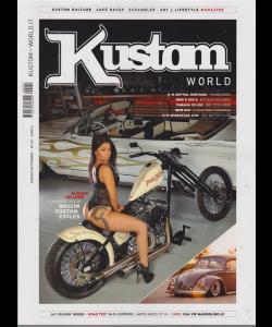 Kustom World - n. 55 - agosto - settembre 2019 - bimestrale