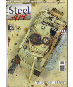 Steel Art - n. 188 - mensile - agosto 2019 -