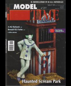 Model Time - n. 277 - agosto 2019 - mensile