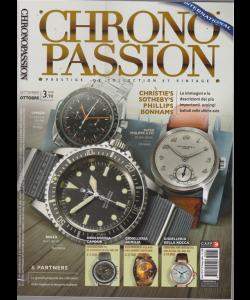 Chrono Passion - n. 5 - bimestrale - 14 agosto 2019 -
