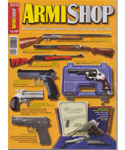 Armi Shop - Annunci Armi - n. 9 - mensile - settembre 2019 -
