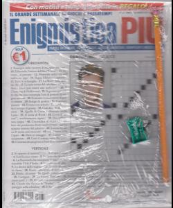 Enigmistica Piu' - n. 33 - 14 agosto 2019 - settimanale + matita  e temperamatite in regalo!