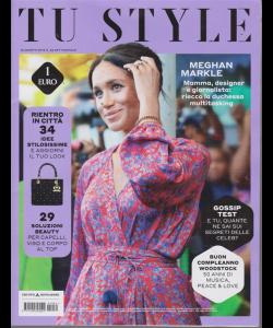 Tu Style - n. 34 - settimanale - 13 agosto