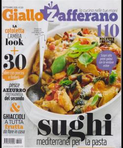 Giallo Zafferano - n. 9 - mensile - settembre 2019