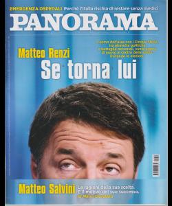 Panorama - n. 35 - 21 agosto 2019 - settimanale