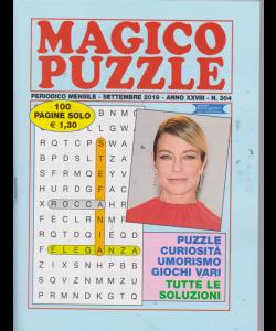 Magico Puzzle - n. 304 - mensile - settembre 2019 - 100 pagine