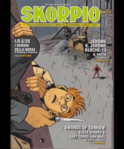 Skorpio - n. 2216 - 22 agosto 2019 - settimanale di fumetti
