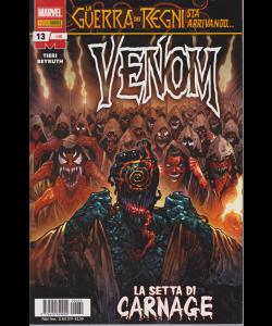 Venom - N. 30 - La setta di Carnage - mensile - 22 agosto 2019 -
