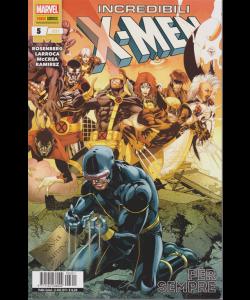 Incredibili x-men - n. 351 - quindicinale - 22 agosto 2019 - Per sempre