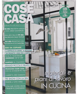Cose Di Casa + - Casa In Fiore - n. 9 - settembre 2019 - mensile - 2 riviste