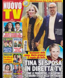 Nuovo Tv - n. 10 - 12 marzo 2019 - settimanale