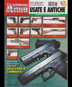 La Vetrina Delle Armi - Usate E Antiche - n. 172 - mensile - settembre 2019