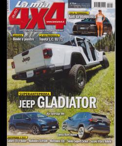 La Mia Auto 4X4 - n. 5 - settembre - ottobre 2019 - bimestrale
