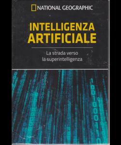 National Geographic - I grandi segreti del cervello - Intelligenza artificiale - n. 25 - settimanale - 30/8/2019 - copertina rigida