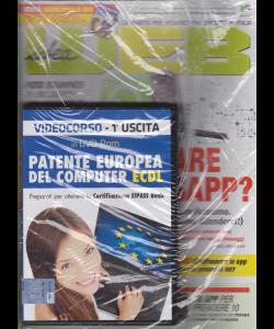 Idea Web + dvd Prima uscita videocorso per patente europea del computer ECDL - N.219 - settembre 2019 - mensile - rivista + dvd