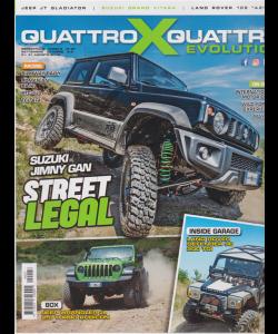 Quattroxquattro X Evolution - n. 27 - bimestrale - settembre - ottobre 2019 -