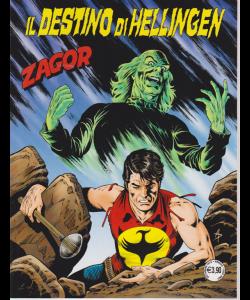 Zagor - Il Destino Di Hellingen - n. 701 - mensile - settembre 2019
