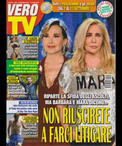 Vero Tv - n. 36 - 9 settembre 2019 - settimanale