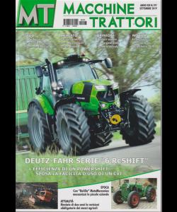 Macchine Trattori - n. 197 - settembre 2019 - mensile
