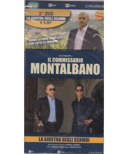 I Dvd Di Sorrisi Colection 5 - n. 3 - Luca Zingaretti in Il commissario Montalbano - La giostra degli scambi -