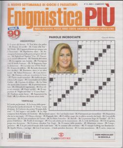 Enigmistica più - n. 10 - 13 marzo 2019 - settimanale