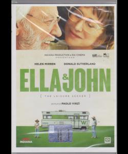 I Dvd Fiction Sorrisi 2 - n. 11 - settimanale - 5/3/2019 - Ella & John - Un film di Poalo Virzì