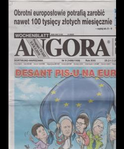 Angora - n. 9 - -1-3/2019 - in lingua polacca