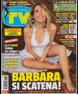 Sorrisi e Canzoni Tv - n. 36 - 10 settembre 2019 - settimanale