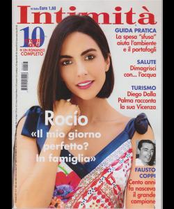 Intimita' - Rocio Morales - n. 37 - 18 settembre - settimanale
