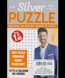 Silver Puzzle - n. 8 - bimestrale - settembre - ottobre 2019 -