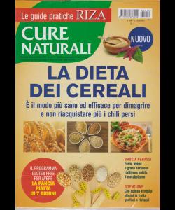 Le Guide Pratiche Riza - Cure naturali - La dieta dei cereali - n. 12 - settembre - ottobre 2019 - bimestrale