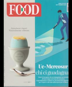 Food - n. 9 - settembre 2019 - mensile