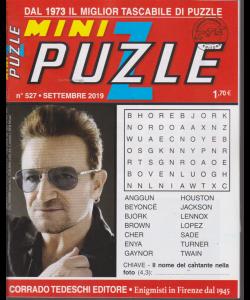 Minipuzzle - n. 527 - settembre 2019 - mensile