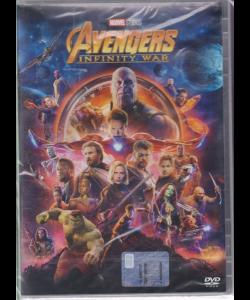 I Dvd Di Sorrisi2 - Avengers Infinity War - n. 23 - settimanale - 10/9/2019