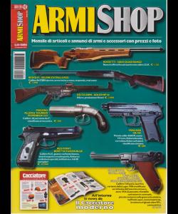 Armi Shop - Annunci Armi - n. 10 - mensile - ottobre 2019 -