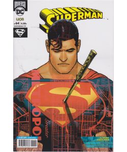 Superman Magazine - n. 179 - 21 agosto 2019 - quindicinale